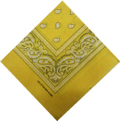 Multicolour Bandana, accessory - Hazy Lines