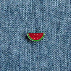 WATERMELON PIN, accessory - Hazy Lines