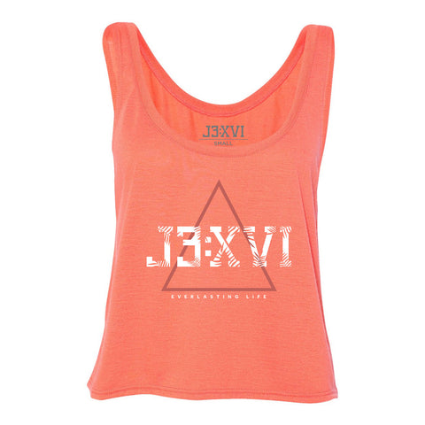 J3:XVI Ladies Summer Tank - Available in Various Colors