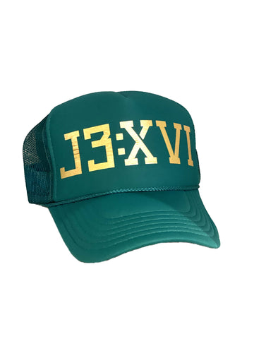 J3:XVI Trucker - Available in Various Colors
