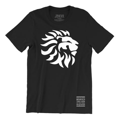 Lion of Judah Tee (XS - 3XL) Available in Various Colors