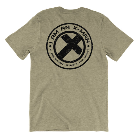 X-Man Army Tee (S - 2XL)