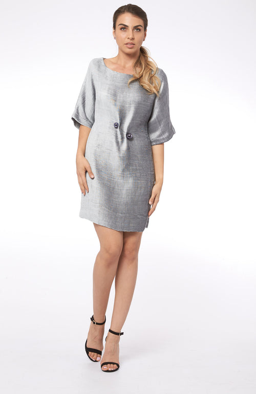 50 shades of Gray in Ronda Short Dress