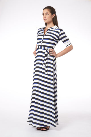 Pleated to Believe It In Berlin Midi Dress
