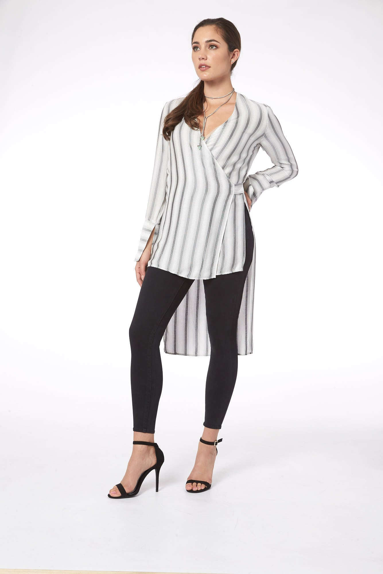 A Love for Stripes in Bristol Tunic
