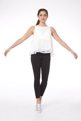 Hot Mesh in Cannes Vest