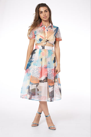 Fly With The Wind in Berlin Dress