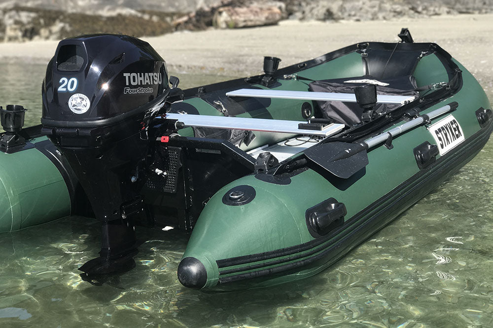 Owners Manual – Stryker Boats