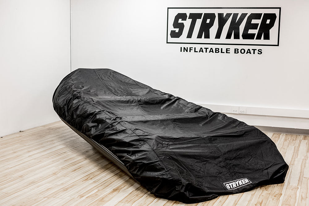 Stryker Boat Cover