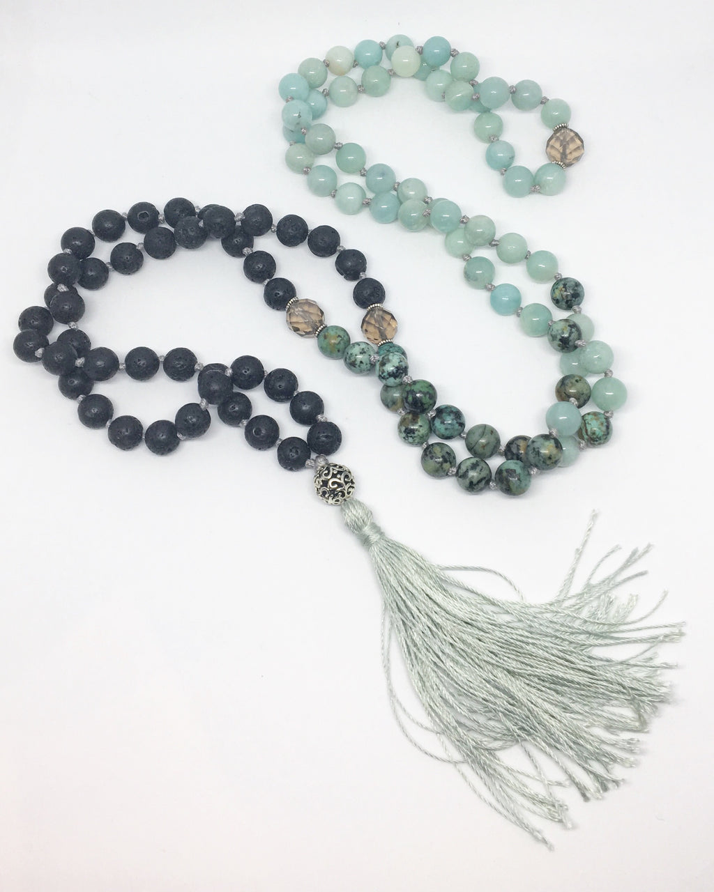 Custom Mala Prayer Necklace