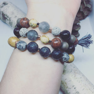 """Sweater Weather"" Diffuser Bracelet"