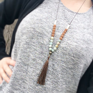"""Leona"" Diffuser Necklace"