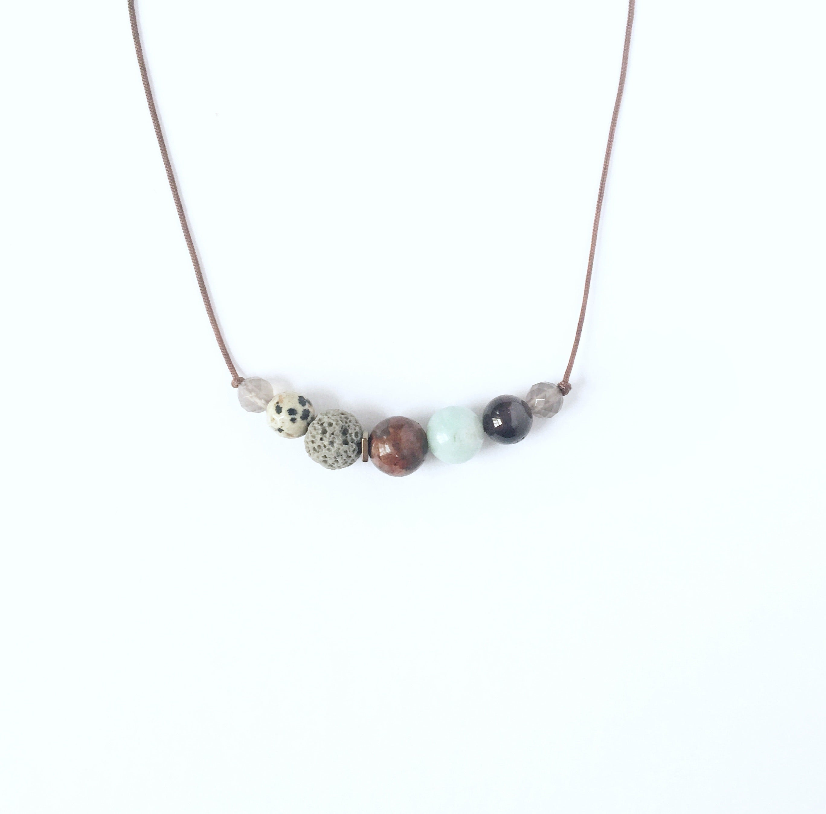 """Harvest"" Diffuser Necklace"