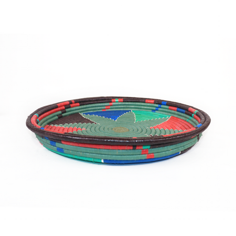 East African Tray Basket - Type 3