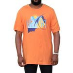 Burnt Orange Uganda At Heart T-Shirt