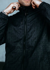GLACIER SPRAY JACKET - BLACK