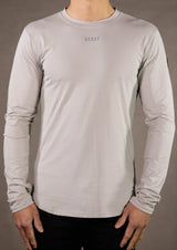 EMBLEM LONG SLEEVE - KHAKI