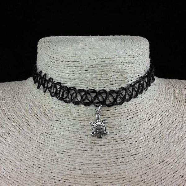 Alt Girl Choker (18 Designs)