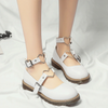 Dolly Heart Shoes (3 Colours)