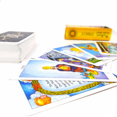 English Tarot Cards