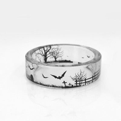 Instagram Special: Resin Graveyard Ring