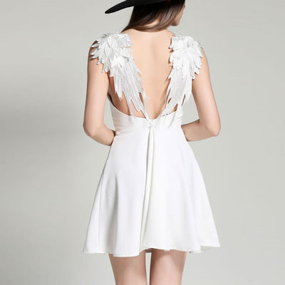 Fallen Angel Dress (2 Colours)