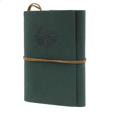 Vegan Leather Pirate Journals (9 Colours)