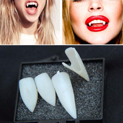 Halloween Special: Vampire Teeth