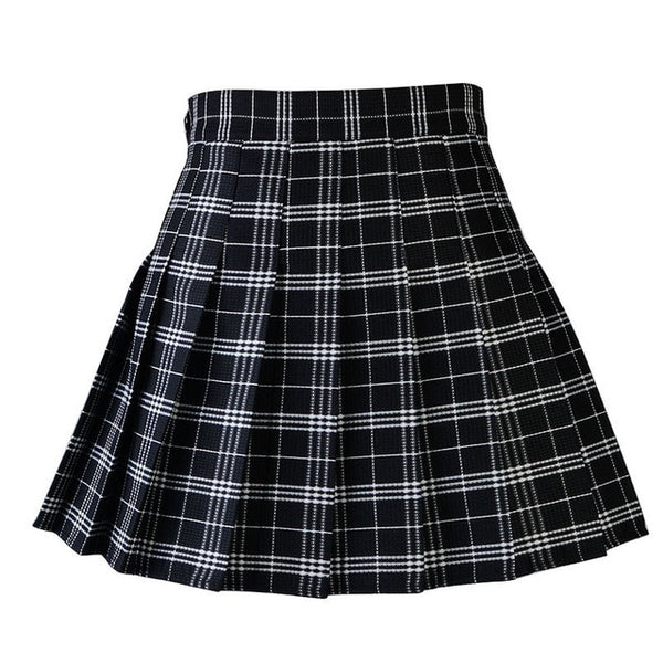 Detention Skirt (9 Colours)