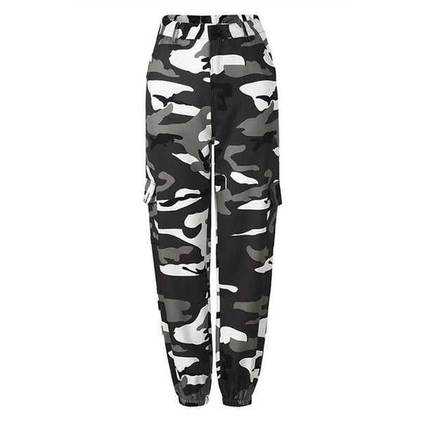 """Colour Me Camo"" Cargo Trousers (4 colours)"