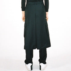 Longskirt Detailed Trouser