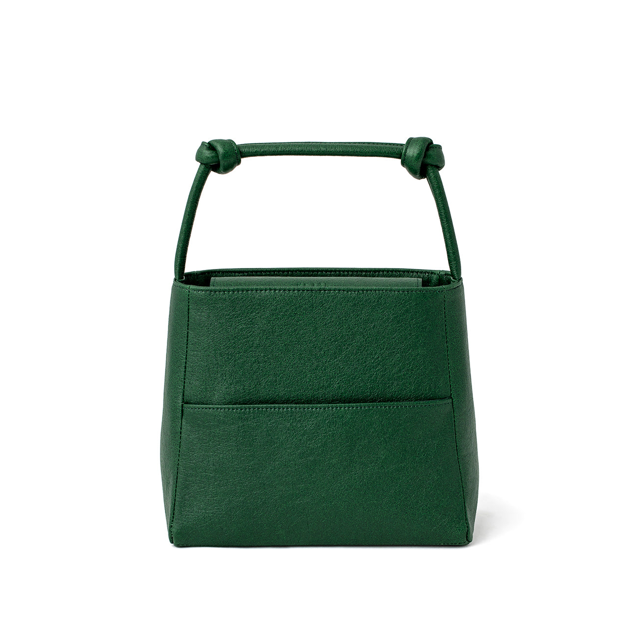 Kithara Square Bag in Dark Green