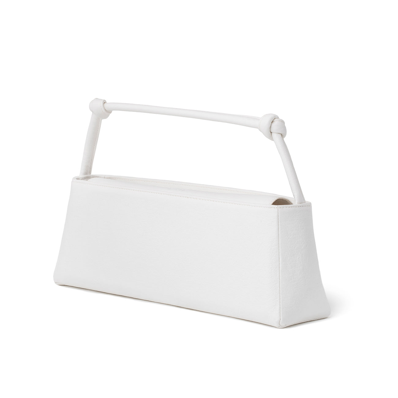 Kithara Oblong Bag in White