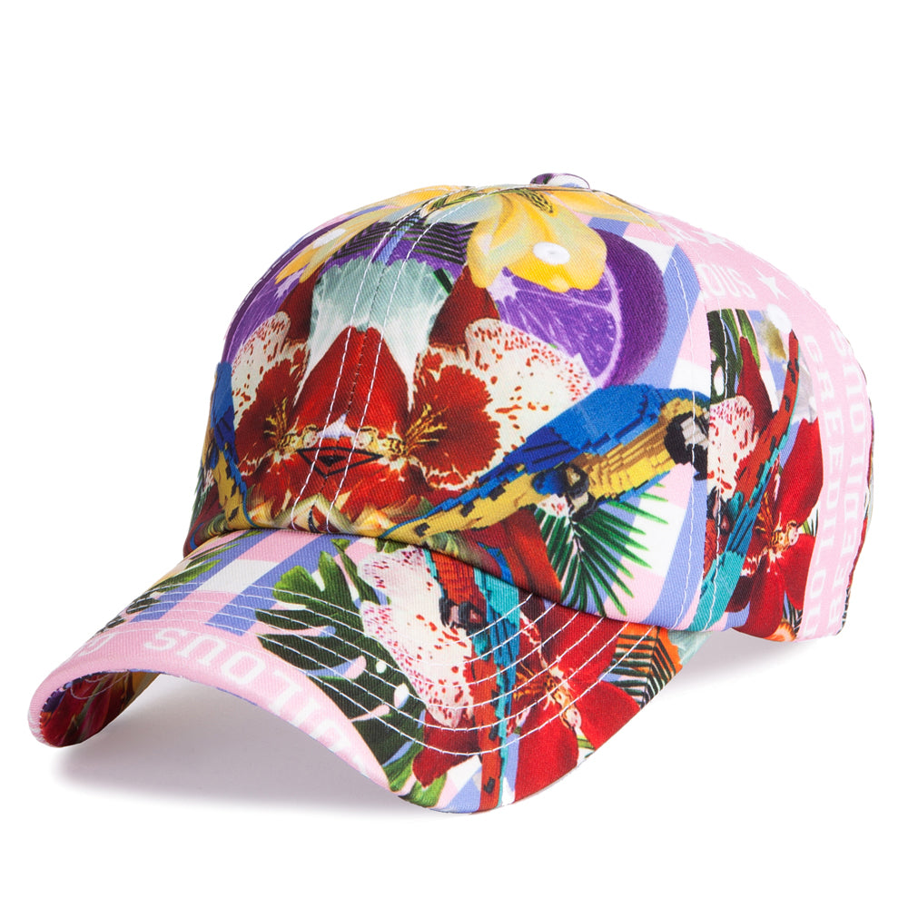 Tropical Ball Cap