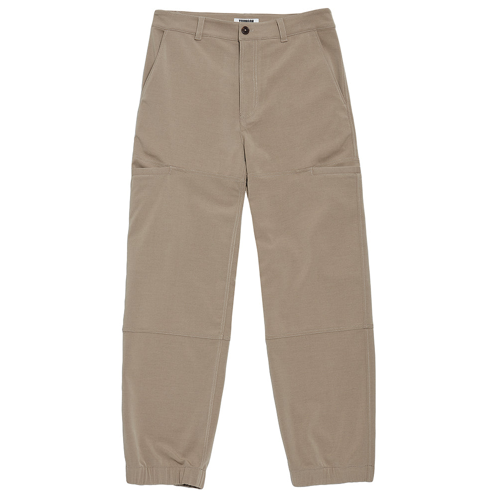 Pocket Pants in Beige