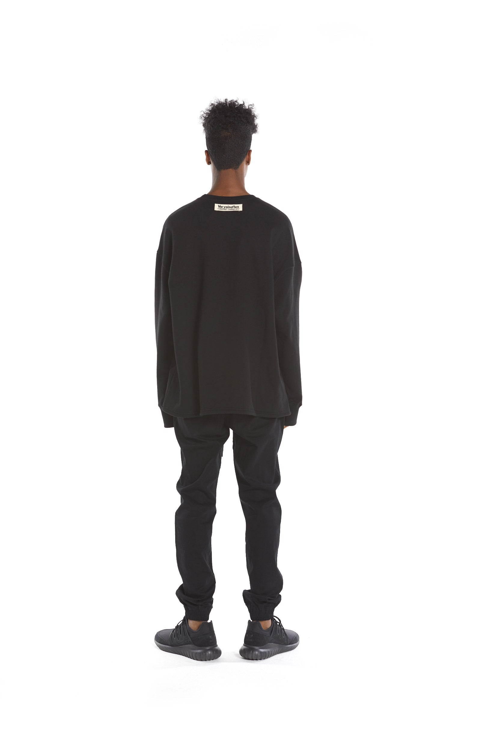 Great Crewneck - Black