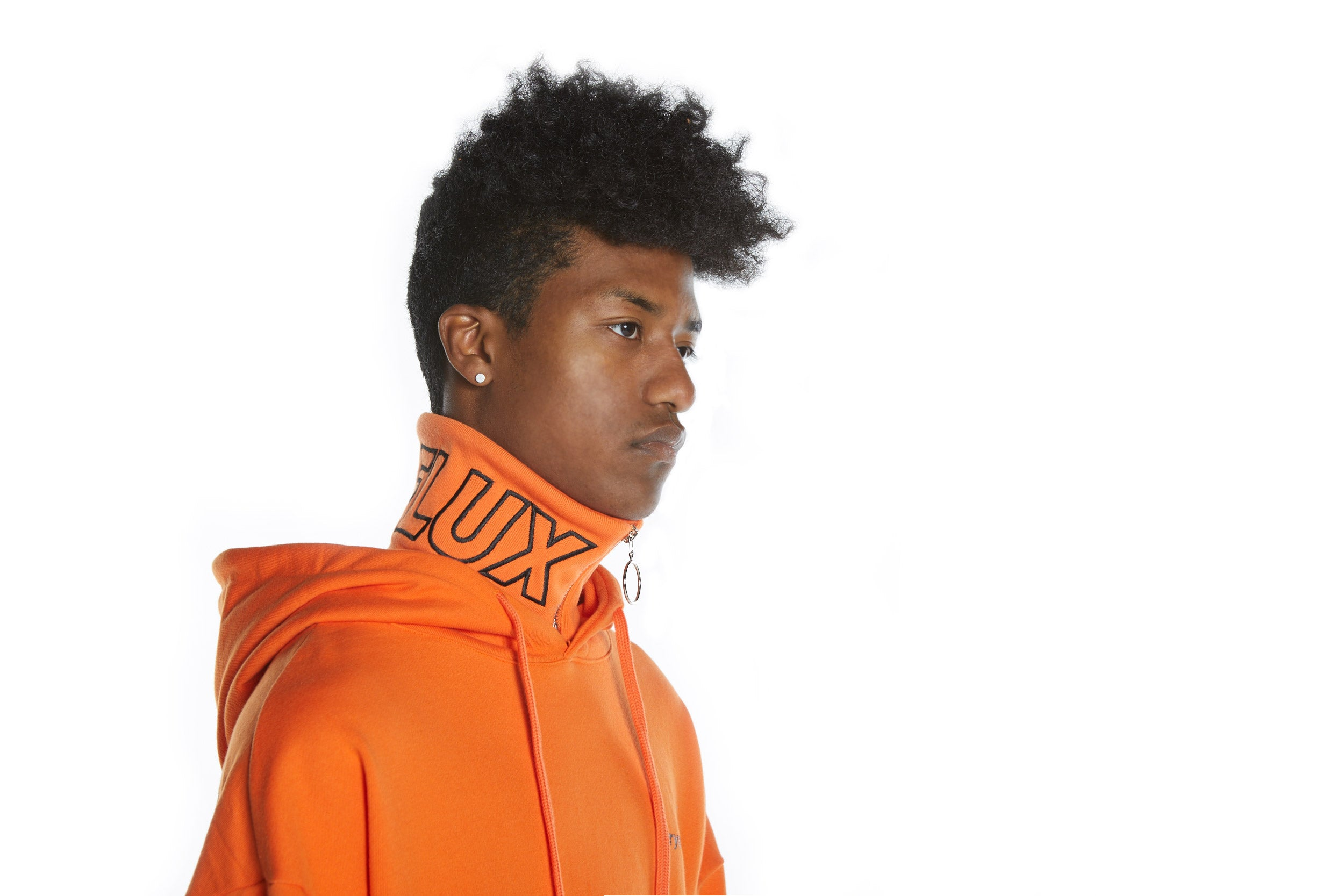 Flux Neckband - Orange