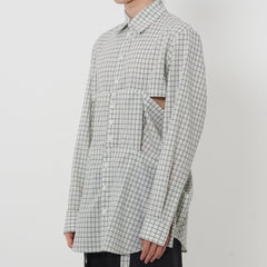 Triple Detached Shirt