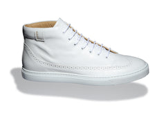 Odile High White Sneakers High Top