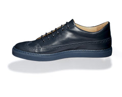 Odile Low Blue Sneakers