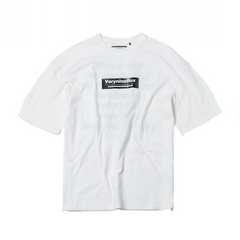 Caution T-Shirt - White