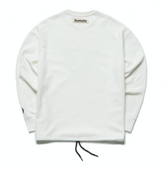 Great Crewneck - White