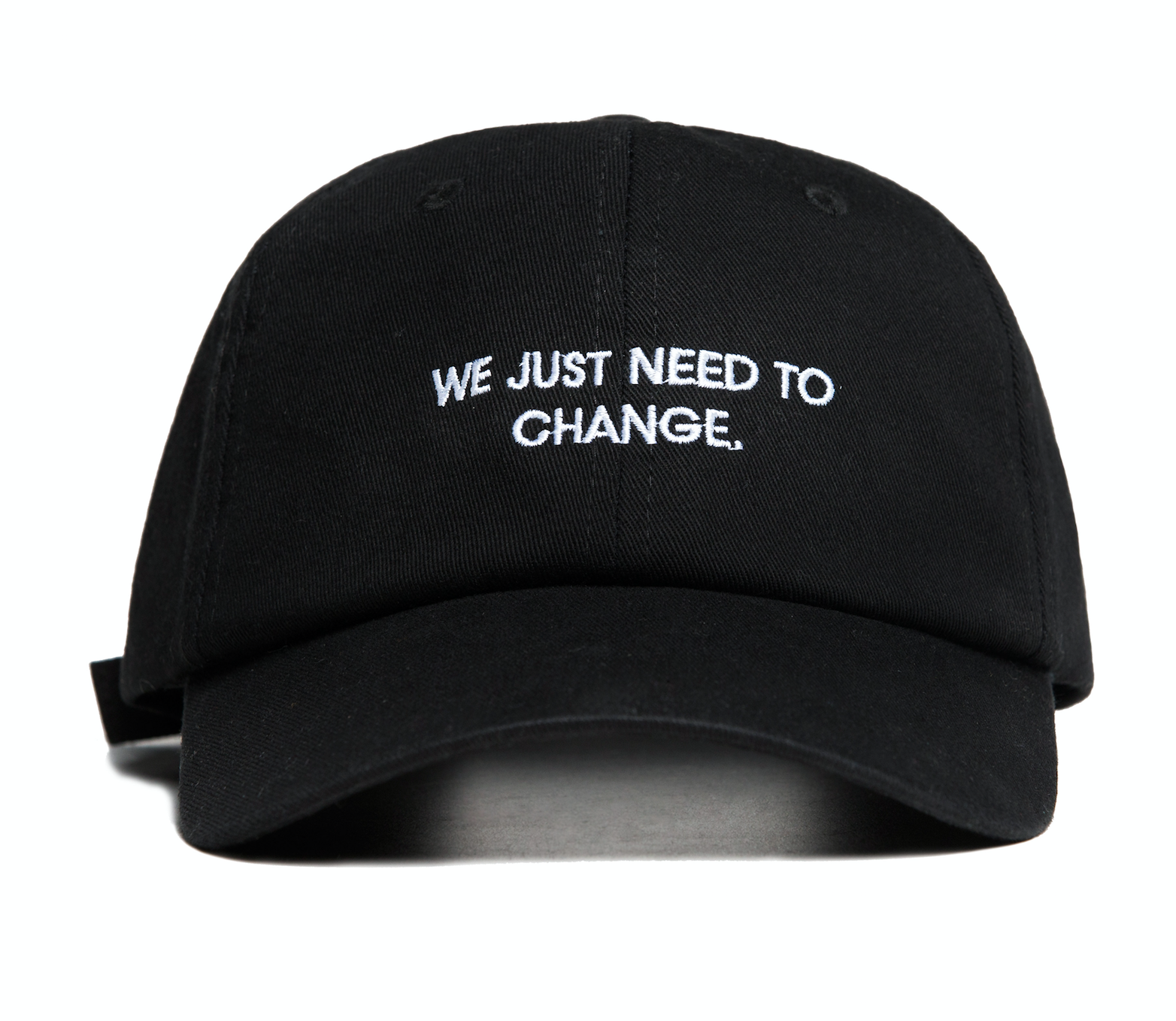 Change Cap - Black