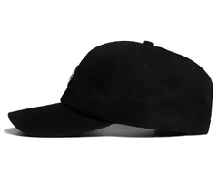 V Seal Cap - Black
