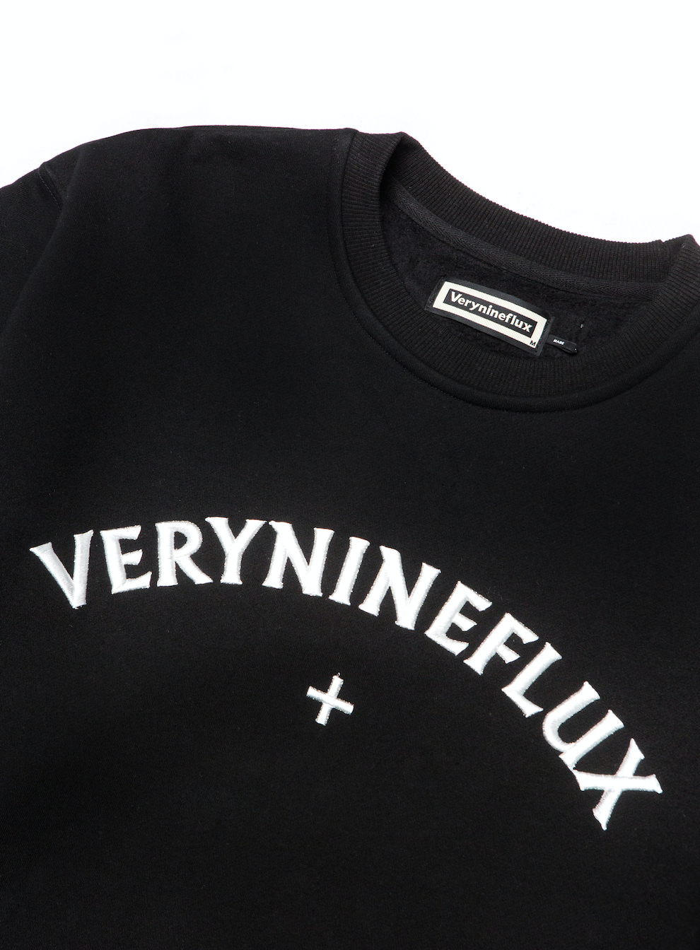 Sunset Crewneck - Black