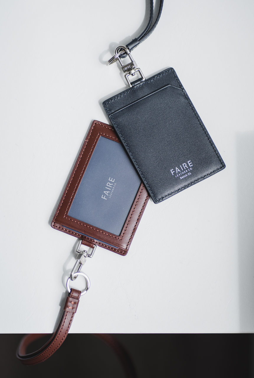 Specter CG1 Cardholder with Lanyard