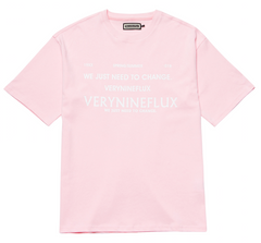 Number 9 T-Shirt - Pink