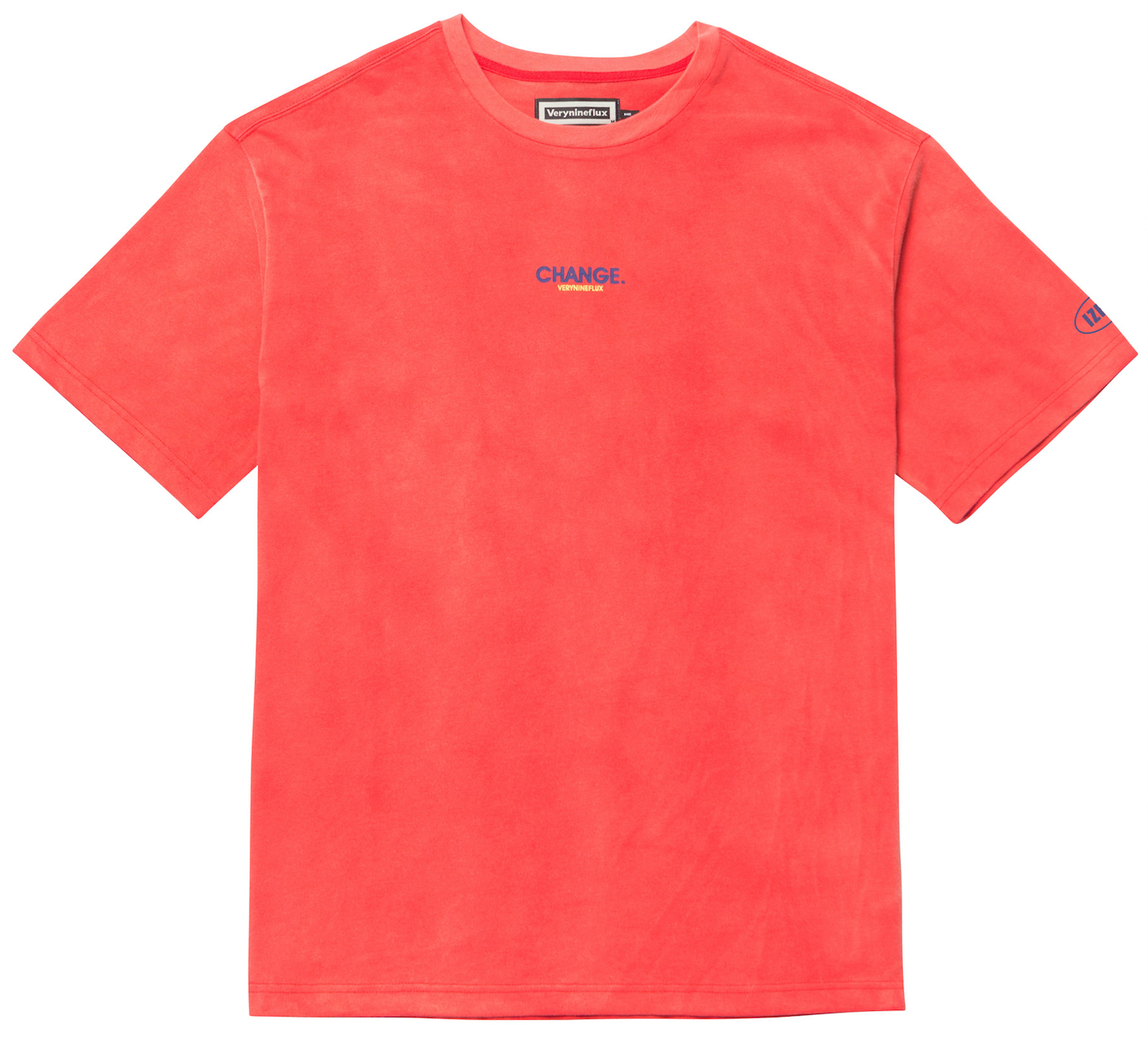 Change Pigment T-Shirt - Red