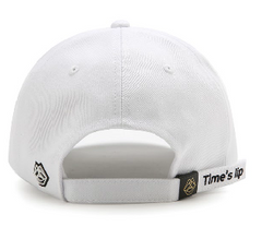 Phonetic Symbol White Ball Cap