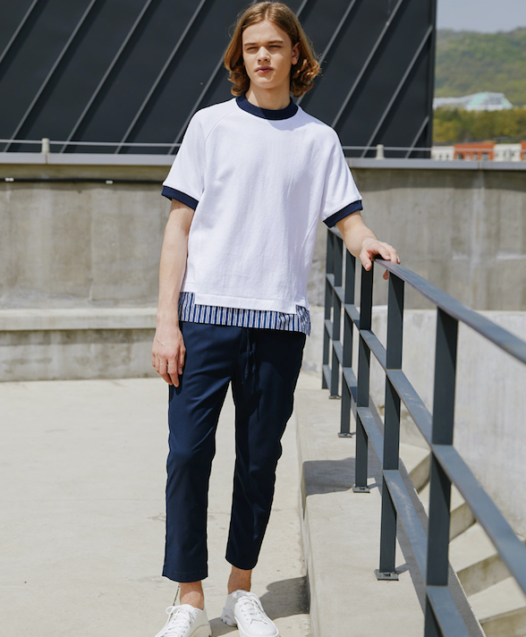 Shirts Layered Lagrange T-Shirt